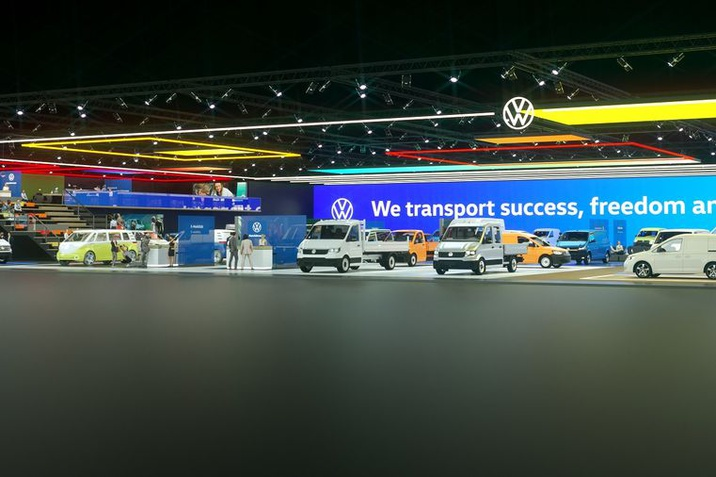Volkswagen Haszonjármű