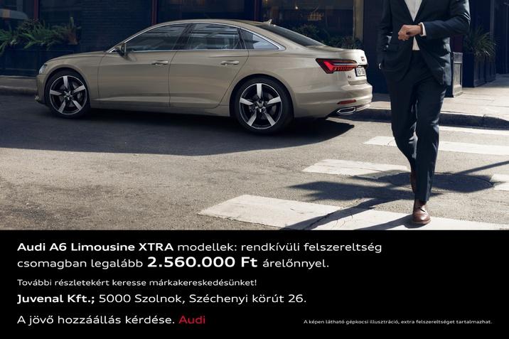 Audi A6 Limousine XTRA