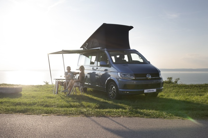 VW California Balaton