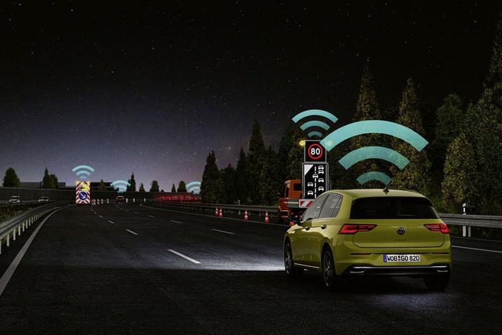 Volkswagen Car2X