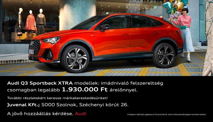 Audi Q3 SB XTRA