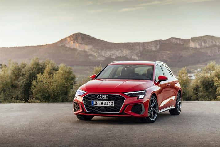 Új Audi A3 SB