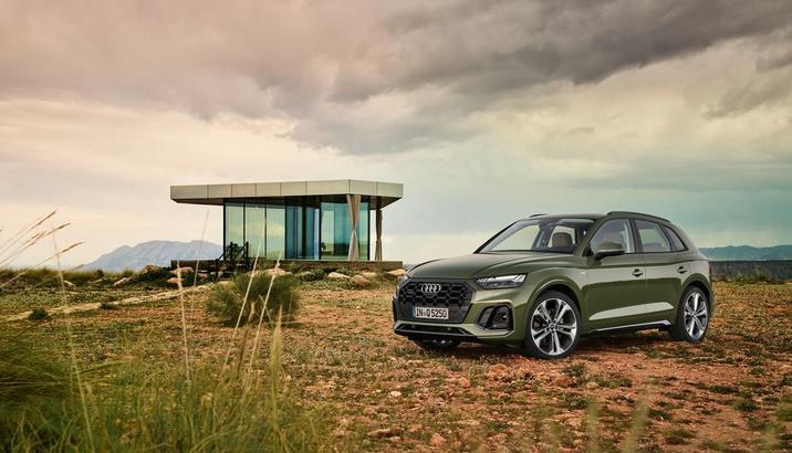 Az új Audi Q5